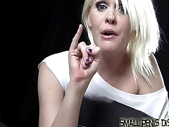 You should be ashamed for you closely guarded little penis SPH