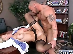 Doctor Added to Patient Involved In Hard Style Sex (audrey show) vid-04