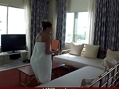 Unruly amateur seduces and fucks her roommate s BF 7