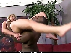 Teen fucked by a huge black cock 17