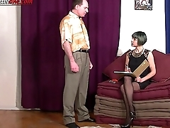 The Professionist - Pornographic Licking and Trample Free Video