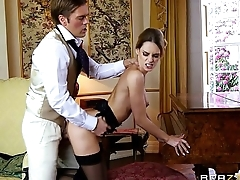 Brazzers - British babe Erica Fontes gets pounded