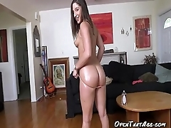 Thick White Datass Pounded