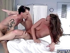 Mating Between Hot Dispirited Patient And Horny Doctor (maddy oreilly) vid-21