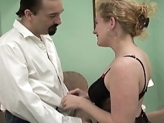 HORNY housewife have sexual intercourse