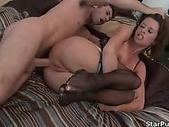 Hard cock hunk nails gloominess ass in a doggy style-part-03