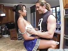 Lilly Thai - Babydoll Cheerleader