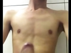 asian twink cum fountain-head