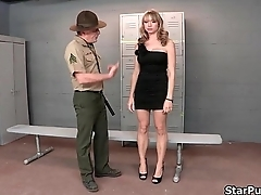 Executioner stud prevalent a black gorilla gets to fuck and jizz a naughty blonde-part-01