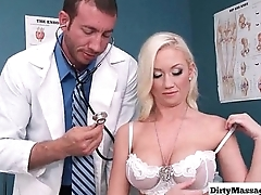 Dirty Masseur - Busty Pornstar Oiled Up added to Fucked 13