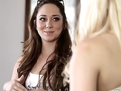 Remy LaCroix increased by Alli Rae Tribbing at WebYoung