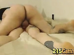 Blonde Chick gets Pounded the Ass Porn Cam Boobs