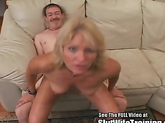 Anal Group Fuck Blonde Wife Jackie!