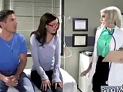 (christie stevens) Patient And Doctor Concerning Hard Copulation Wager Tape clip-13