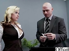 (sarah vandella02) Busty Office Floosie Horny Girl Banged clip-27