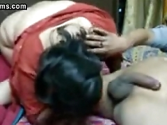 Jaya Bhabhi Hardcore Sex n Blowjob 2 Videos wid Dirty Hindi Audio