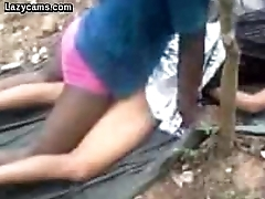 Hot Indian Girl got Outdoor fucking.aviTo