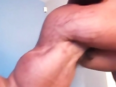 Hypnotised by a single bicep- more videos on HOTGUYCAMS.com