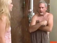 Old Man Fucks Not His Step Daughter - abuserporn.com