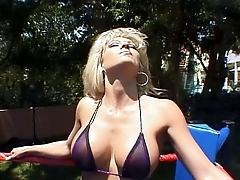 Tylene Buck Backyard Babe in arms Overdue the Scenes Extended