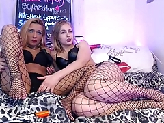 Tiffanystarxx and Elise Fucking pussy *** My FreeChat girls4cock.com/siswet19