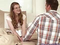 Spex teen mormon nailed