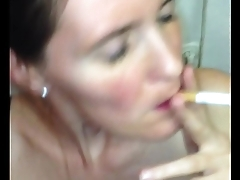 German Amateur Homemade Smoking Gender